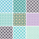 Abstract Vector Patterns - GraphicRiver Item for Sale