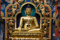 Golden Statue of Buddha - PhotoDune Item for Sale