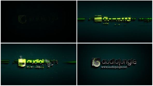 After Effects Project Videohive Impact Logo Reveal Lenclo