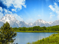 Landscape of Grand Teton National Park - USA - PhotoDune Item for Sale