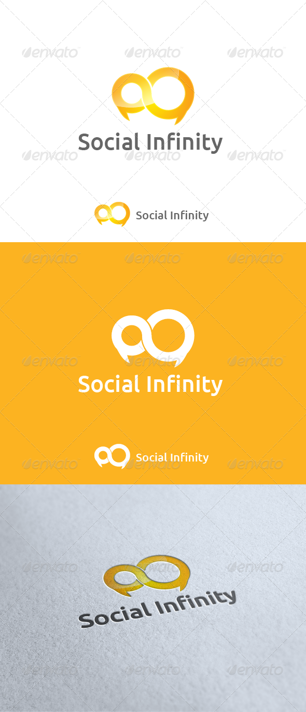 GraphicRiver Social Infinity Logo Templates 5789062
