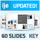 IJE - Premium Keynote Template - GraphicRiver Item for Sale
