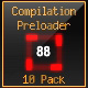 Compilation Preloaders 10 Pack - ActiveDen Item for Sale