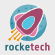 Rocketech Logo  - GraphicRiver Item for Sale
