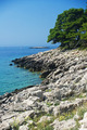 Magic rocky sea landscape in Pritzba, Croatia - PhotoDune Item for Sale