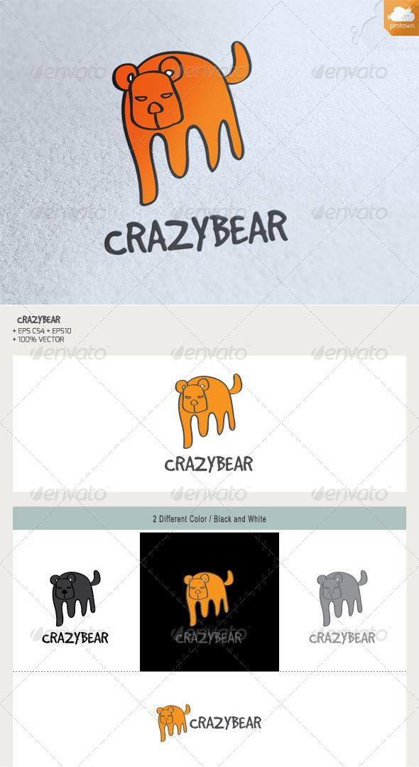 GraphicRiver CrazyBear 5797417