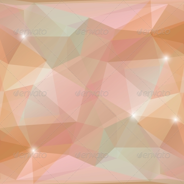 GraphicRiver Abstract Triangles Background 5797552