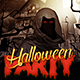 Halloween Party, Club and Event Flyer - GraphicRiver Item for Sale