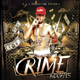 Rap Crime Mixtape Template - GraphicRiver Item for Sale