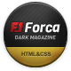 Forca – Responsive News/Magazine HTML Template (Technology) Download