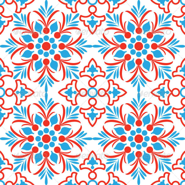 GraphicRiver Seamless Classic Pattern 57 5803359