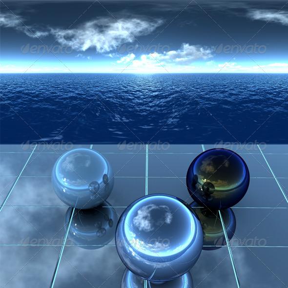 3DOcean Sea 91 5806824