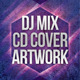 DJ Mix CD Cover Artwork Template - GraphicRiver Item for Sale