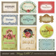 Vintage Labels (Set 2) - GraphicRiver Item for Sale
