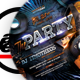 The Party Flyer Template V3 - GraphicRiver Item for Sale