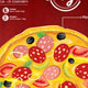 Pizza Menu Grunge Style - GraphicRiver Item for Sale