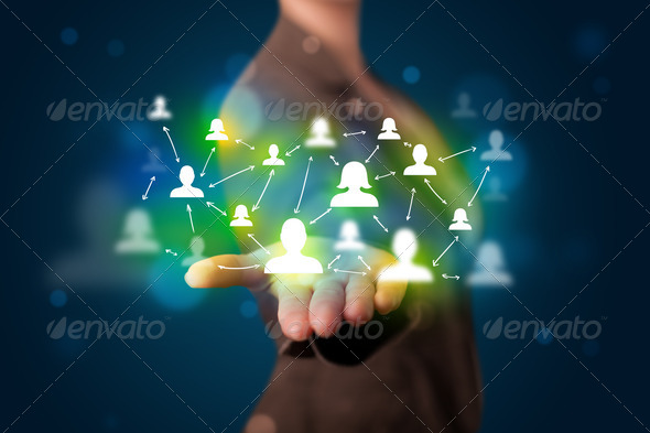 modern technology and social networking Social networking is a relatively new advancement in technology they are different platforms or websites that people can create personal profiles, share.