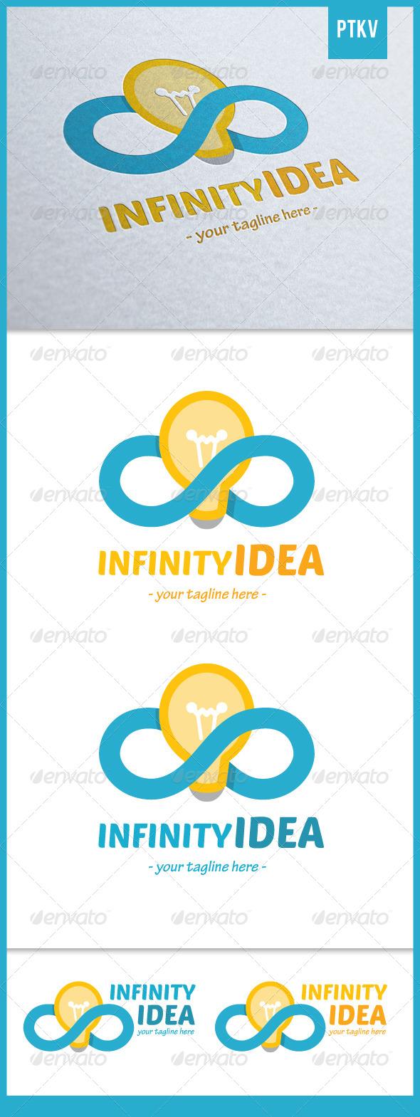 GraphicRiver Infinity Idea 5816701