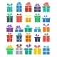 Set of Gifts - GraphicRiver Item for Sale