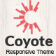 Coyote:Flat Multipurpose PSD Business Theme - ThemeForest Item for Sale