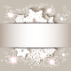 Christmas Snowflake Greeting Card - GraphicRiver Item for Sale