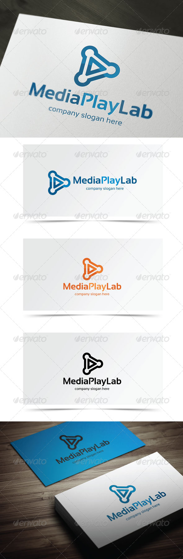 GraphicRiver Media Play Lab 5822253