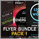Flyer Bundle Pack 1 - GraphicRiver Item for Sale