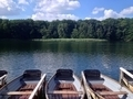 Rowboats at Summer Lake - PhotoDune Item for Sale