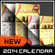 Happy Holiday Calendar 2014