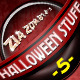 Halloween Horror Fest Web Banners - GraphicRiver Item for Sale