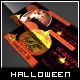 Halloween Rack Card Flyer - GraphicRiver Item for Sale