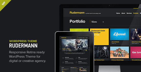 Rudermann - Responsive Retina Ready Theme
