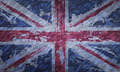 Grunge British Flag - PhotoDune Item for Sale