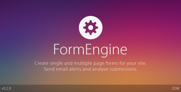 FormEngine - WordPress Contact Form Wizard - CodeCanyon Item for Sale