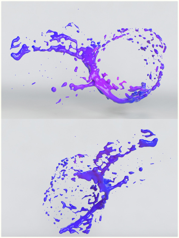 3DOcean Detail Fluid Splash 5822411