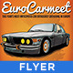 Retro Car Meeting Poster / Flyer III - GraphicRiver Item for Sale