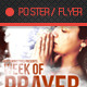 Week of Prayer of Poster / Flyer - GraphicRiver Item for Sale