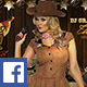Wild West 2 | Facebook Cover - GraphicRiver Item for Sale