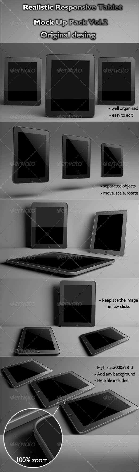 GraphicRiver Responsive Mock Up Pack Vol.2 5800640