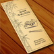 Tri-fold Sushi Bar Menu Template - GraphicRiver Item for Sale