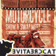 Vintage Motorcycle Flyer/Poster Vol. 6 - GraphicRiver Item for Sale