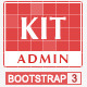 AdminKIT - Premium Bootstrap 3 Template - ThemeForest Item for Sale
