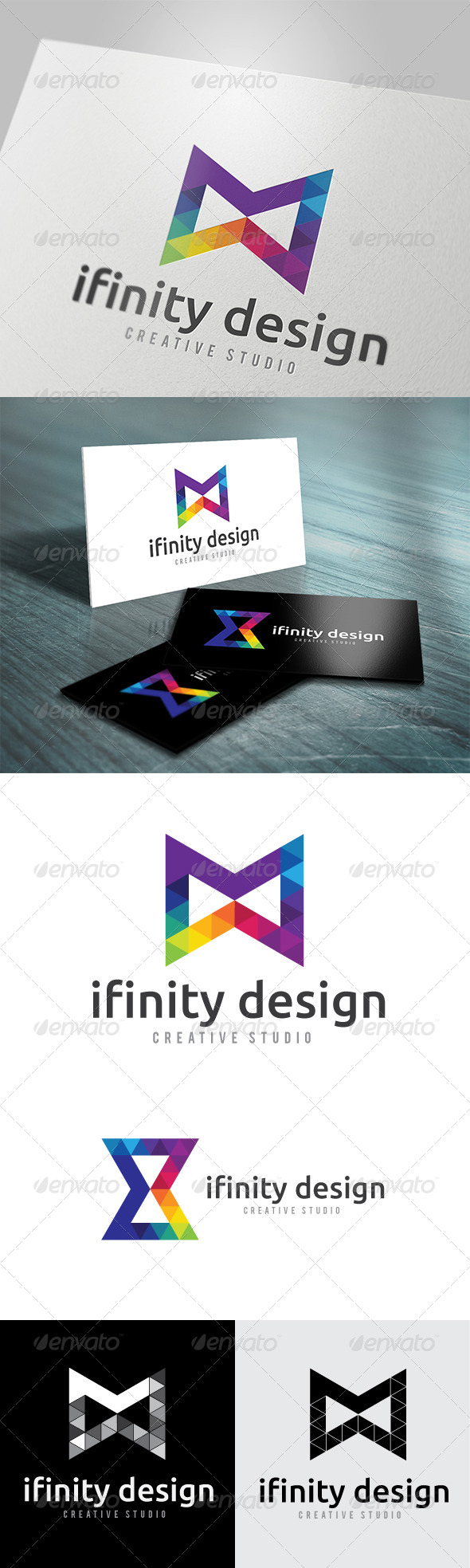 GraphicRiver Infinity Design Logo Templates 5839857