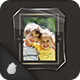 Glass Photo Frames - Mockup - GraphicRiver Item for Sale