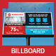 Multipurpose Corporate Business Signage Billboard - GraphicRiver Item for Sale