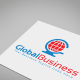 Global Business Logo Template - GraphicRiver Item for Sale
