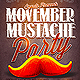 Movember Flyer Template - GraphicRiver Item for Sale