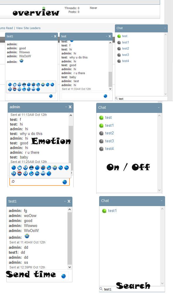 CodeCanyon I-Chat for vBulliten 5844171