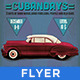 Retro Car Meeting Poster / Flyer IV - GraphicRiver Item for Sale