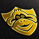 Shield, Monkey Vector Logo Template - GraphicRiver Item for Sale